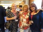 A. J. Pearce, Lizzie Lamb, Debbie Flint