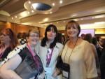 Lin Treadgold, Beth Hilton, Me