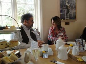 Kelvin Woolmer chats to Natalie Hames
