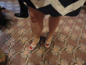 Kate's fabulous shoes!