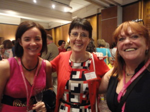 Kathryn Freeman, Laura E. James & Berni Stevens