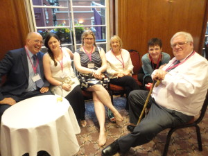 Guy Bispham, Alison May, Kate Johnson, Evonne Wareham, Imogen Howson, John Jackson