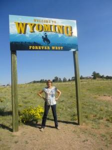 Hello, Wyoming!