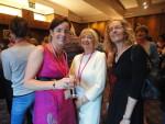 Kathryn Freeman, Evonne Wareham, Lyn Vernham
