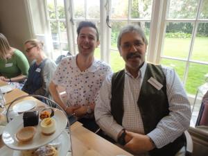 Liam Livings & Kelvin Woolmer