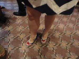 Kate's fabulous shoes!