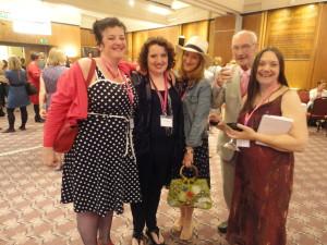 Rowan Coleman, Fiona Harper, Julie Cohen, Roger Sanderson, Jan Jones